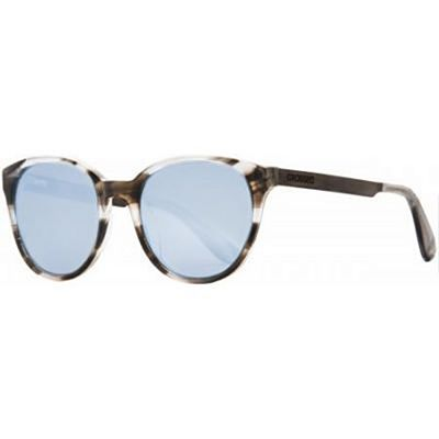 Crossed Ross Humo Lente Azul Cielo-ra002 Black-Blue