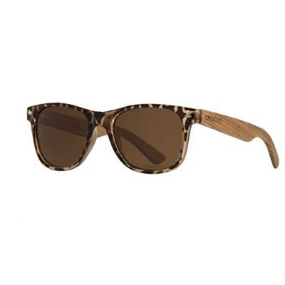 Crossed Tierra Zebra TZ0028 Animal Print-Marron