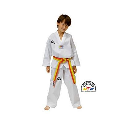 Daedo TA1011 Dobok WTF Style With White Collar