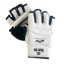 Daedo WTF Hand Protector TKD White
