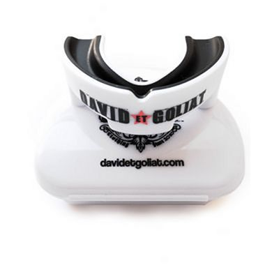 David Et Goliat Mouthguard DETG White-Black