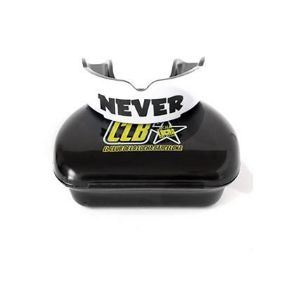 David Et Goliat Dragon Ball Mouthguard White-Black
