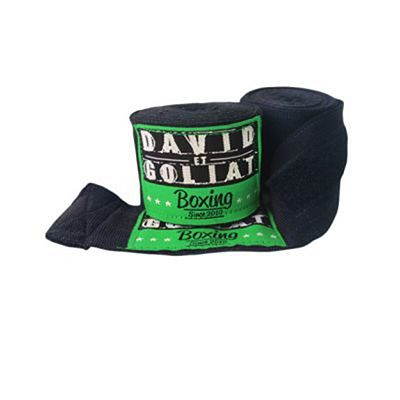 David Et Goliat Handwraps 550cm Black-Green