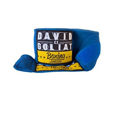 David Et Goliat Handwraps 550cm Blue