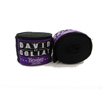 David Et Goliat Handwraps 550cm Black