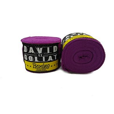 David Et Goliat Handwraps 550cm Purple