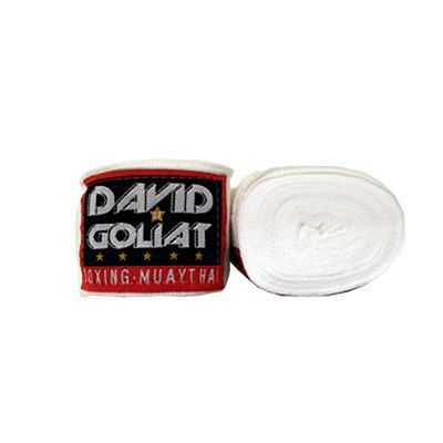 David Et Goliat Handwraps 550cm White