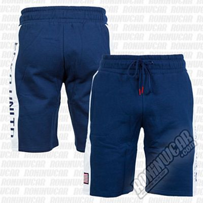 Ecko Unltd HANK Fleece Short Azul Marino