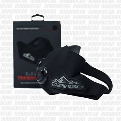Elevation Training Mask 2.0 Blackout Black-Black