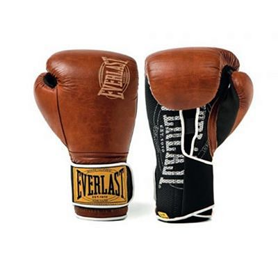 Everlast 1910 Classic Training Golve Brown