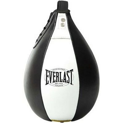 Everlast 1910 Speed Bag Schwarz-weiß