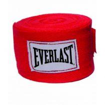 Everlast Vendas 300cm Rojo