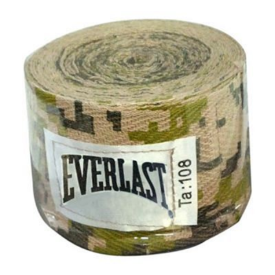 Everlast Cotton Handwraps 275cm Camo