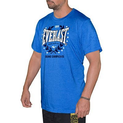 Everlast Boxing Champions T-shirt Blue