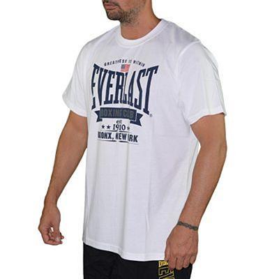 Everlast Boxing Club T-shirt Blanco