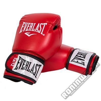 Everlast Guantes Boxeo Rodney Punainen