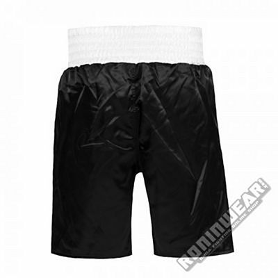 Everlast Boxing Trunks Black-White