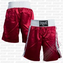 Everlast Boxing Trunks Rojo