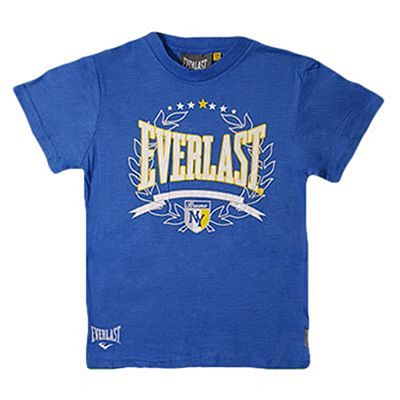 Everlast Boys CVC Tee EVR8186 Blue
