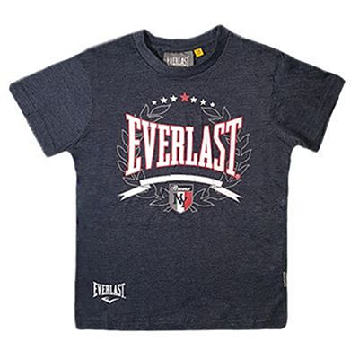 Everlast Boys CVC Tee EVR8186 Navy Blue