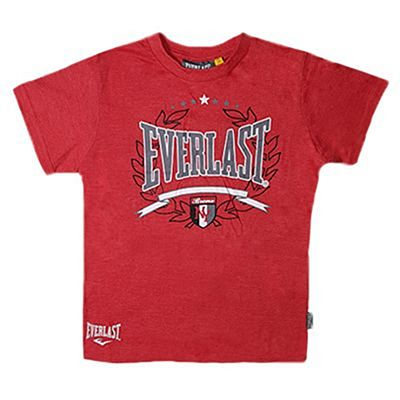 Everlast Boys CVC Tee EVR8186 Red