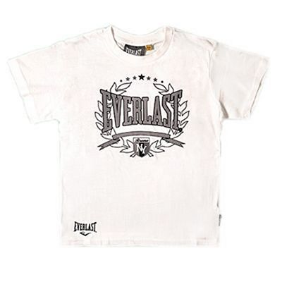 Everlast Boys CVC Tee EVR8186 White