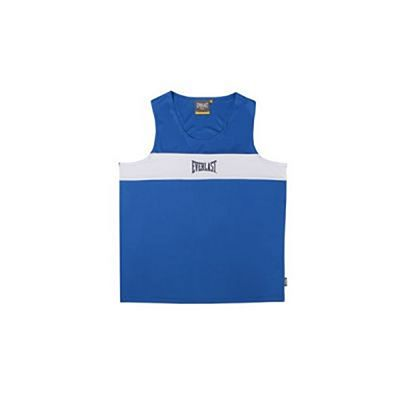 Everlast Contrast Vest Blue-White