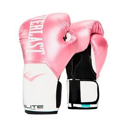 Everlast Elite Pro Style Training Gloves Pink