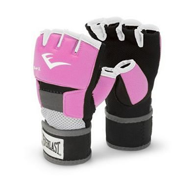 Everlast Evergel Glove Wraps Rosa