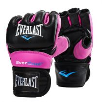 Everlast Everstrike Training Gloves Schwarz-Rosa