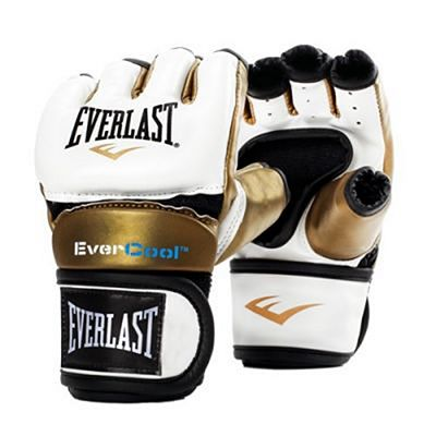 Everlast Everstrike Training Gloves Vit-Gold