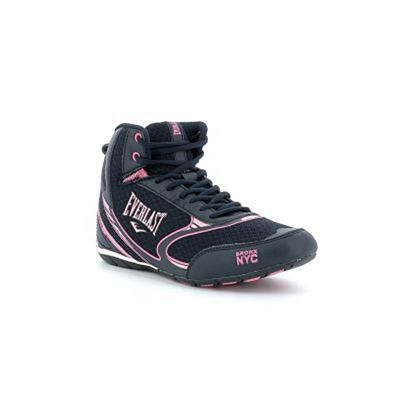 Everlast EVL 126 Sneakers Haut Navy Blue-Pink