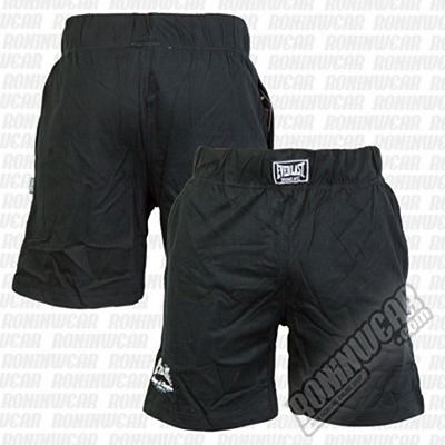 Everlast Cotton Shorts Noir