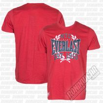 Everlast EVR6562 T-shirt Rojo