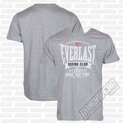 Everlast Boxing Club T-shirt Gris
