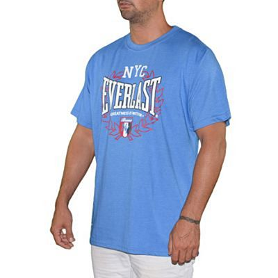 Everlast EVR9025 Mens Tee Blue