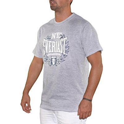 Everlast EVR9025 Mens Tee Grey