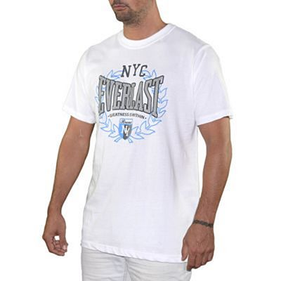 Everlast EVR9025 Mens Tee White
