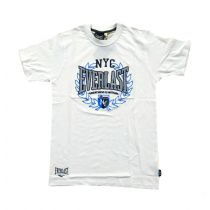 Everlast EVR9025 Mens Tee Blanco