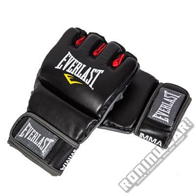Everlast Guantes Grappling Training Negro
