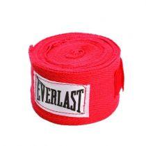 Everlast Vendas 457cm Rojo