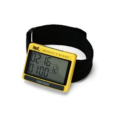 Everlast Interval Training Round Timer Amarelo