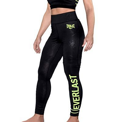 Everlast Ladies Full AOP Leggings Negro