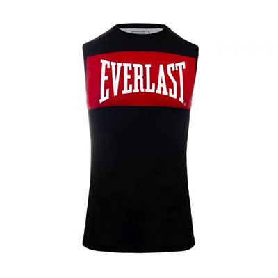 Everlast Mens Training Tank Top Nero