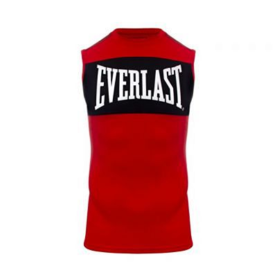 Everlast Mens Training Tank Top Rosso