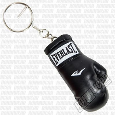 Everlast Miniature Box Glove Key Ring Black