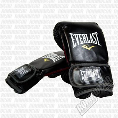 Everlast MMA Heavy Bag Gloves Schwarz
