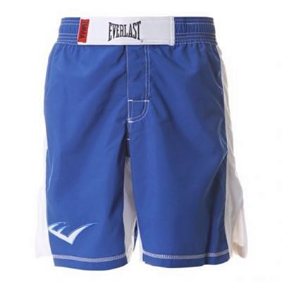 Everlast MMA Shorts Blue-White