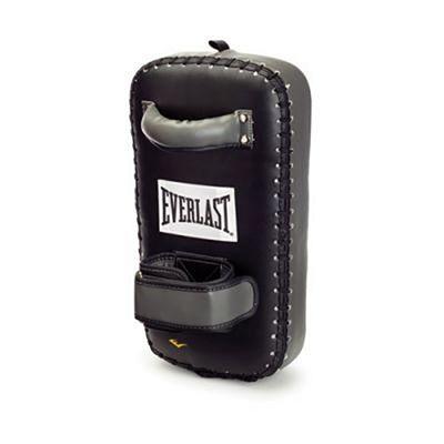 Everlast Muay Thai Pads Black-Grey