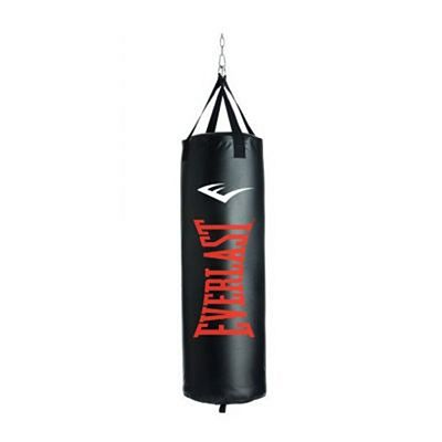 Everlast Nevatear Heavy Bag Black-Red